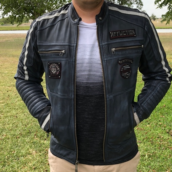 33a4c8114 Genuine Leather Limited Edition Black Jacket